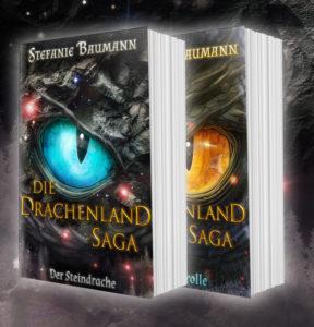 Die Drachenland-Saga Die Bücher